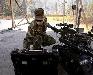 un film documentaire : La guerre selon les USA