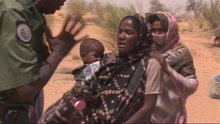 a documentary film : Slaves Hunter