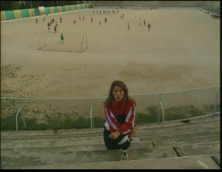 un film documentaire : Les crampons de la liberté
