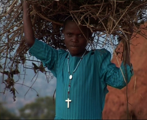 a documentary film : Is God in Rwanda ?