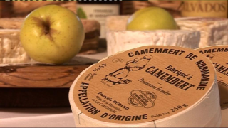a documentary film : The Great Camembert war