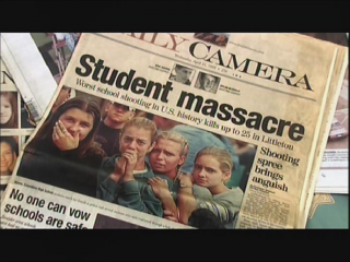 a documentary film : In the minds of the Colombine High School killers