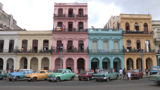 a documentary film : ON THE ROAD: CUBA WITHOUT FIDEL