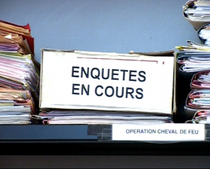 a documentary film : FRENCH IRS COPS
