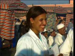 un film documentaire : Medina, côté cour