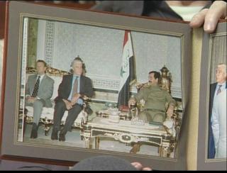 a documentary film : Saddam Hussein's Mercenaries