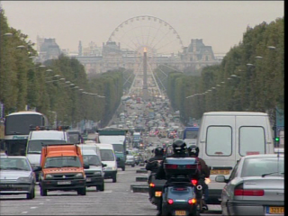 un film documentaire : WELCOME TO PARIS